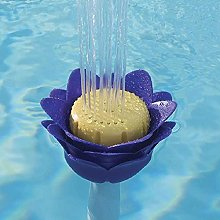 Fontaine à fleurs, fontaine de piscine, fontaine