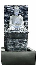 Fontaine Bouddha,Chute d'eau avec Éclairage