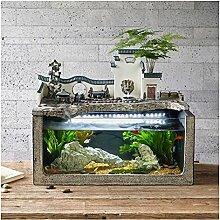 Fontaine d'eau de bureau Creative Intérieur
