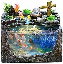Fontaine d'eau de table d'intérieur Bonne