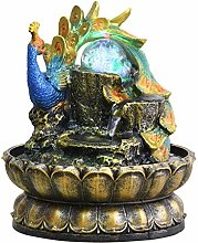 Fontaine d'eau de table d'intérieur Feng