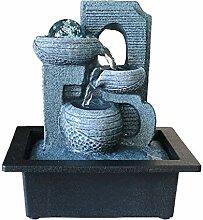 Fontaine d'eau de table d'intérieur Petit