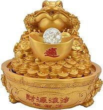 Fontaine D'eau de Table,Golden Toad Wealth