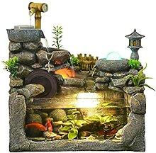 Fontaine d'eau Ordinateur de bureau Ornement