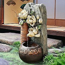 Fontaine D'eau Relaxante En Plein Air,
