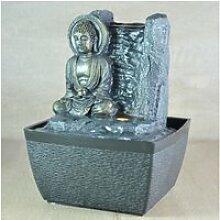 Fontaine d'intérieur bouddha kina zendo