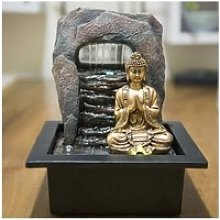 Fontaine d'intérieur bouddha zen harukata