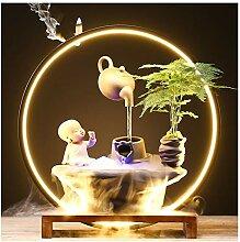 Fontaine d'intérieur Creative Pot flottant