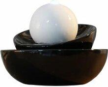 Fontaine d'intérieur déco boule mizuki
