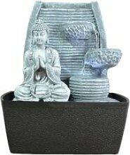 Fontaine d'intérieur feng shui bouddha senza