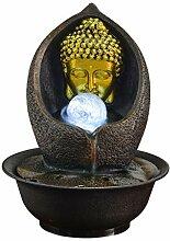 Fontaine d'intérieur Fontaine de bouddha