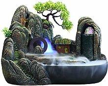 Fontaine d'intérieur Rocaille Cascade