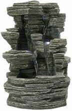 Fontaine d'intérieur rocher nature shiru kenda