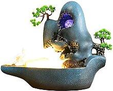Fontaine d'intérieur Tabletop Eau Fontaines -
