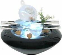 Fontaine d'intérieur zen tea time