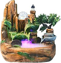 Fontaine d'Intérieur Cascade de la fontaine de