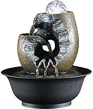 Fontaine d'Intérieur Portable Tabletop Fontaine