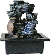 Fontaine d'Intérieur Salon Rideau d'eau