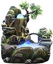 Fontaine de bureau Belle rocaille de la fontaine