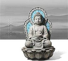 Fontaine de bureau Bouddha Tabletop Fontaine