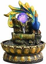 Fontaine de bureau Feng Shui Décorations for la
