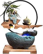 Fontaine de bureau Fontaine d'eau Zen Tabletop