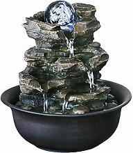 Fontaine de bureau Fontaine de bureau cascade
