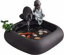 Fontaine de bureau Fontaine Zen Cascade table