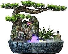 Fontaine de bureau Rockery Eau Tabletop Fontaine