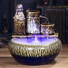 Fontaine De Bureau Zen Céramique Bureau Fontaine