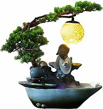 Fontaine de bureau Zen Waterfall Fontaine de