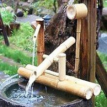 Fontaine de Jardin Zen, caractéristique de