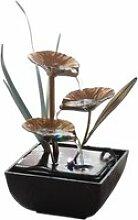 Fontaine de lotus d'intérieur, fontaine de