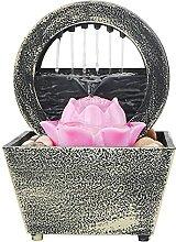 Fontaine De Méditation HJBH, Décoration De