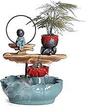 Fontaine de Table 15.4 pouces Relaxation Cascade