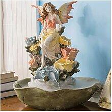 Fontaine de Table Ange de l'Amour intérieur