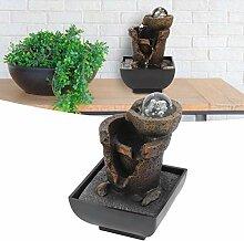 Fontaine de table, artisanat avec fontaine