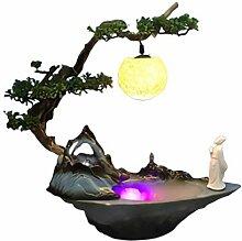 fontaine de table Chinois Zen Céramique Shami