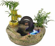 fontaine de table Créatif Rockery Fontaine