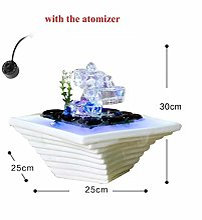 fontaine de table Creative verre Fontaine