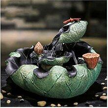 Fontaine de Table Détente Eau vive Feng Shui