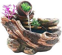 Fontaine de Table DIY Plantes Micro Paysage