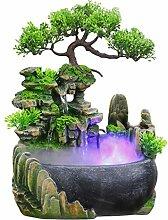 Fontaine de table, fontaine silencieuse