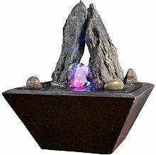 fontaine de table Pierre créative bureau fontaine
