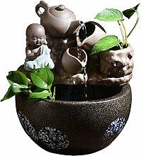 fontaine interieur Creative Ceramics Desktop