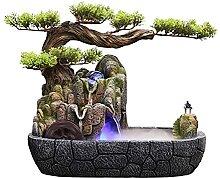 Fontaine interieur Créativité Rockery Fontaine