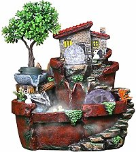 fontaine interieur Résine Rockery Fontaine