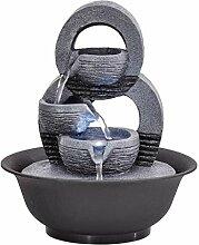 fontaine interieur Salon créatif fontaine