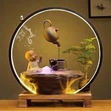 Fontaine Interieur Zen Decoration Maison avec