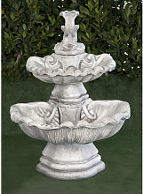 Fontaine Murale classique en pierre reconstituée